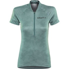Craft Velo Art Jersey Damen gravity/plexi